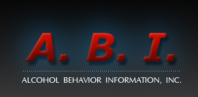 Alcohol / Behavior Information