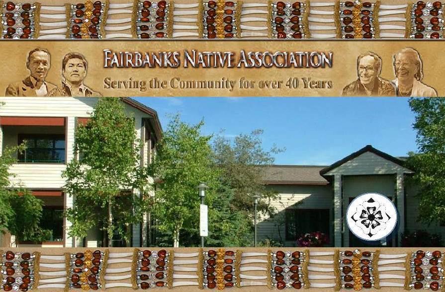 Fairbanks Native Association Ralph Perdue Center