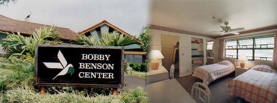 The Bobby Benson Center