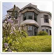The Milestone House