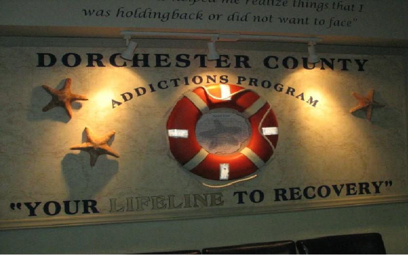 Dorchester County Addictions Program