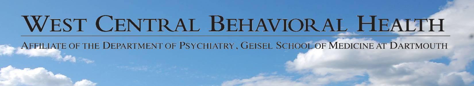West Central Behavioral Health