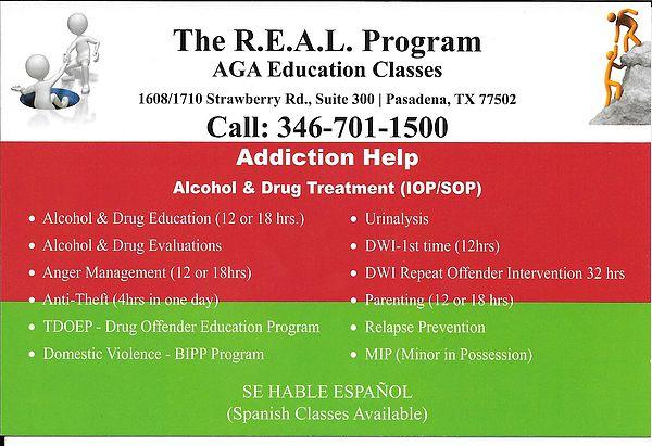 The R.E.A.L Program